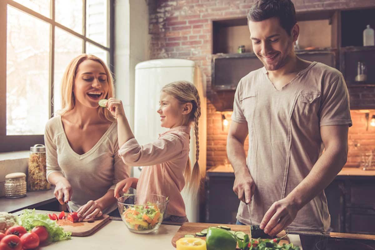 Ricette Da Cucina Da Preparare In Famiglia