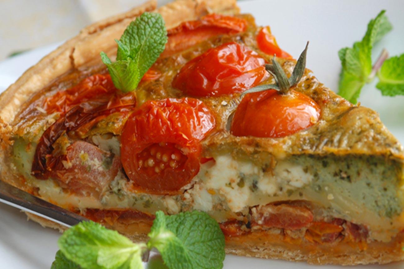 Pomodori Ricette Estive E Pizza